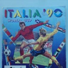 Coleccionismo deportivo: ALBUM MUNDIAL ITALIA 1990 PANINI. Lote 257351475