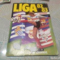 Coleccionismo deportivo: ALBUM DE FUTBOL LIGA 82/83 ESTE MIREN FOTOS. Lote 258811925