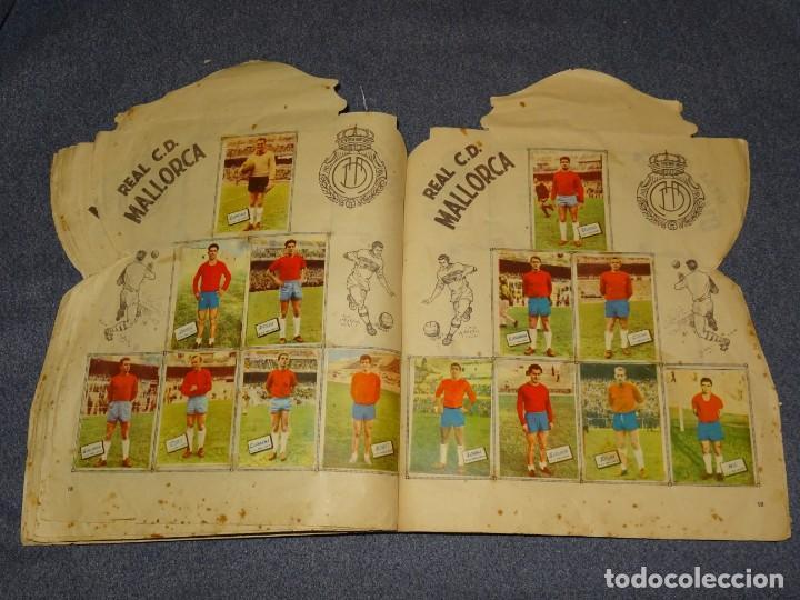 Coleccionismo deportivo: ALBUM CAMPEONATO DE LIGA 1960 - 61 - EDITORIAL FHER, FALTAN 11 CROMOS, VER FOTOIGRAFIAS ADICIONALES - Foto 12 - 261182750
