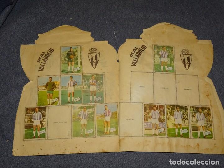 Coleccionismo deportivo: ALBUM CAMPEONATO DE LIGA 1960 - 61 - EDITORIAL FHER, FALTAN 11 CROMOS, VER FOTOIGRAFIAS ADICIONALES - Foto 18 - 261182750
