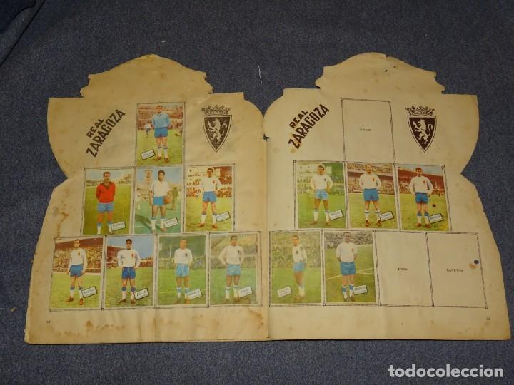 Coleccionismo deportivo: ALBUM CAMPEONATO DE LIGA 1960 - 61 - EDITORIAL FHER, FALTAN 11 CROMOS, VER FOTOIGRAFIAS ADICIONALES - Foto 19 - 261182750