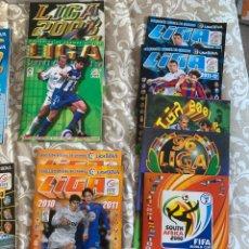 Coleccionismo deportivo: 16 ALBUMS, ALGUNO COMPLETO.. Lote 262188500