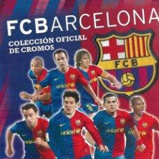 Coleccionismo deportivo: FC. BARCELONA. ÁLBUM INCOMPLETO 2008-2009. PANINI. Lote 264564859