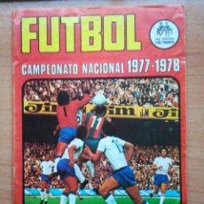 Collezionismo sportivo: ALBUM VACIO PLANCHA RUIZ ROMERO 77.78. Lote 265826104