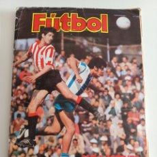 Coleccionismo deportivo: ALBUM FUTBOL LIGA 1977-78 ESTE MACIEL AUTÓGRAFOS FICHAJES SIN PEGAR. Lote 267358339