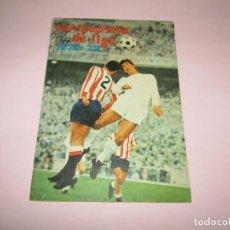 Coleccionismo deportivo: ANTIGUO ÁLBUM CAMPEONATO DE LIGA 1972-73 DE DISGRA FHER. Lote 268958364