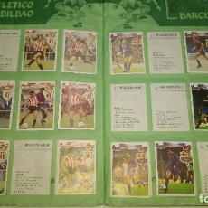 Collezionismo sportivo: GOL CAMPEONATO DE LIGA 84 85 EDITORIAL MAGA PARA SACAR CROMOS CON MARADONA BARCELONA. Lote 269047898