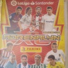 Coleccionismo deportivo: ADRENALYN LIGA 2018- 18/ 19- PANINI- BASTANTE COMPLETO, VER FOTOS.... Lote 269114333