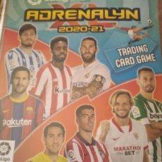 Coleccionismo deportivo: ADRENALYN LIGA 2020- 20/ 21 - PANINI- ALBUM VACIO. Lote 269115988