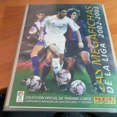 Coleccionismo deportivo: ALBUM LAS MEGAFICHAS LIGA 2002 - 2003 Y 282 CARDS TAMBIEN FUTBOL MATCH TOTAL. RONALDO TORRES (AB-3). Lote 269192128
