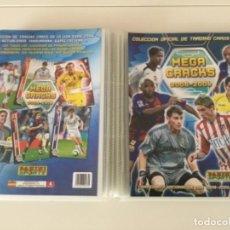 Coleccionismo deportivo: ÁLBUM MEGA CRACKS LIGA 2005-2006, PANINI, CON 390CROMOS. Lote 269947743