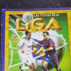 Coleccionismo deportivo: MUNDICROMO 98/99 ALBUM INCLUIDO ETTO.. Y 467 CROMOS DIFERENTES. Lote 270104208