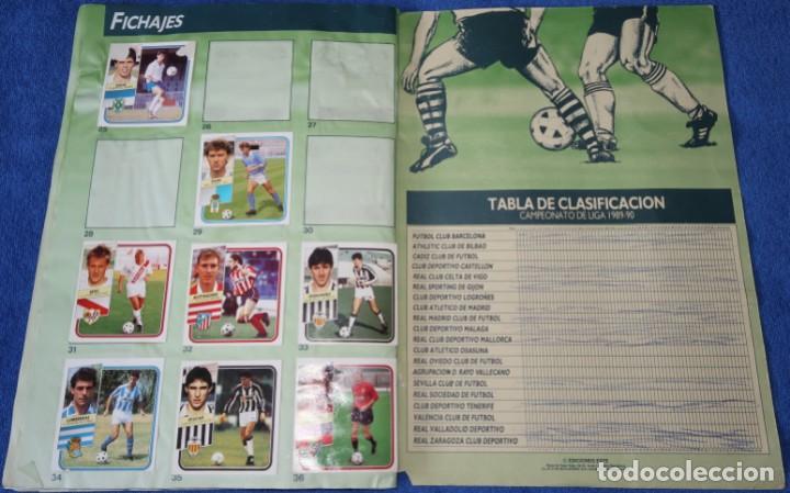 Coleccionismo deportivo: Liga 89-90 - Ediciones ESTE - Foto 23 - 270629483