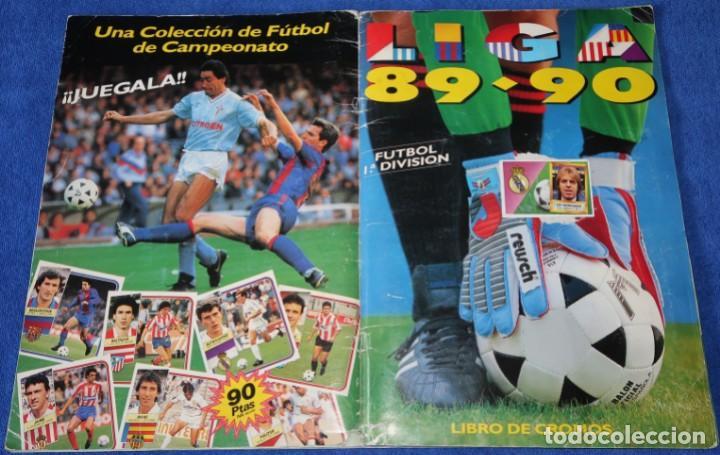 Coleccionismo deportivo: Liga 89-90 - Ediciones ESTE - Foto 24 - 270629483