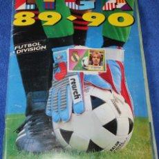 Coleccionismo deportivo: LIGA 89-90 - EDICIONES ESTE. Lote 270629483