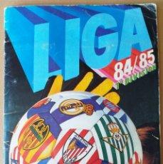 Collectionnisme sportif: ESTE - LIGA 84/85 - 1984 1985 - ALBUM INCOMPLETO (295 CROMOS) - VER DESCRIPCION. Lote 271972193