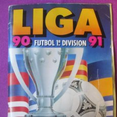 Coleccionismo deportivo: ALBUM CROMOS FUTBOL LIGA 90-91 1990 1991 ED. ESTE DEPORTE VER FOTOS ADICIONALES 266 CROMOS. Lote 272373233