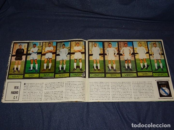 Coleccionismo deportivo: ALBUM FUTBOLITICO 1967 / 1968 EL ALCAZAR, MADRID - FALTAN 14 CROMOS, SEÑALES DE USO NORMALES - Foto 3 - 274207553