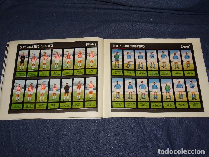Coleccionismo deportivo: ALBUM FUTBOLITICO 1967 / 1968 EL ALCAZAR, MADRID - FALTAN 14 CROMOS, SEÑALES DE USO NORMALES - Foto 5 - 274207553