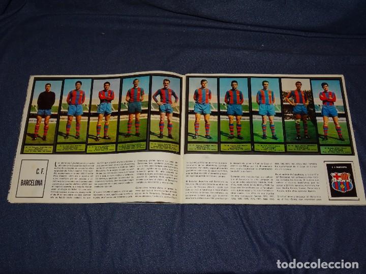 Coleccionismo deportivo: ALBUM FUTBOLITICO 1967 / 1968 EL ALCAZAR, MADRID - FALTAN 14 CROMOS, SEÑALES DE USO NORMALES - Foto 6 - 274207553