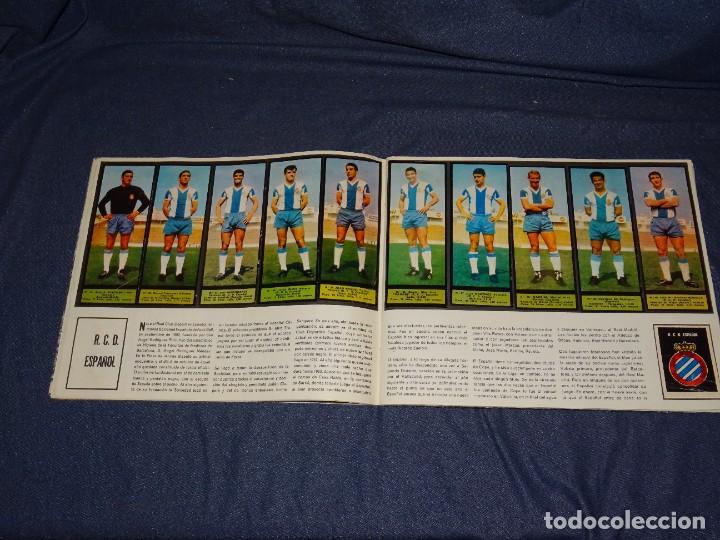 Coleccionismo deportivo: ALBUM FUTBOLITICO 1967 / 1968 EL ALCAZAR, MADRID - FALTAN 14 CROMOS, SEÑALES DE USO NORMALES - Foto 8 - 274207553