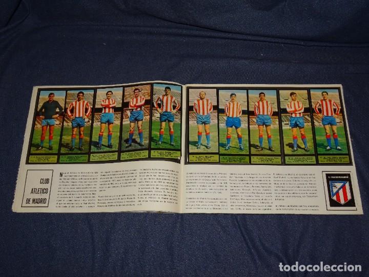 Coleccionismo deportivo: ALBUM FUTBOLITICO 1967 / 1968 EL ALCAZAR, MADRID - FALTAN 14 CROMOS, SEÑALES DE USO NORMALES - Foto 10 - 274207553