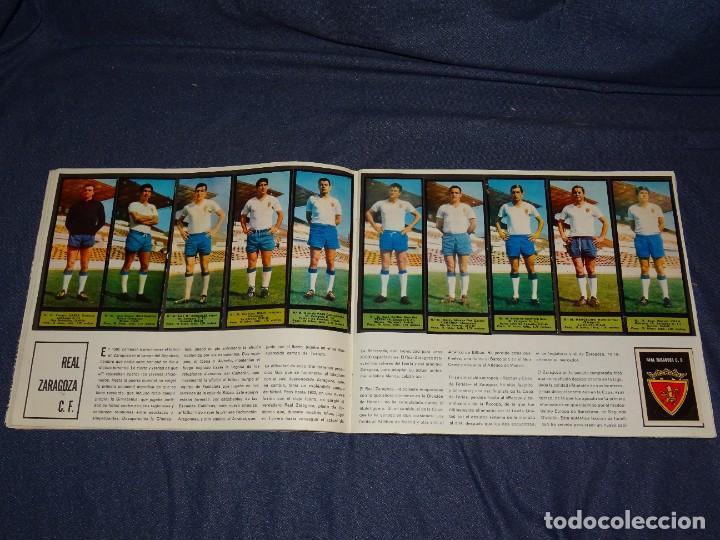 Coleccionismo deportivo: ALBUM FUTBOLITICO 1967 / 1968 EL ALCAZAR, MADRID - FALTAN 14 CROMOS, SEÑALES DE USO NORMALES - Foto 12 - 274207553