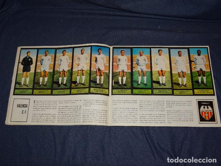 Coleccionismo deportivo: ALBUM FUTBOLITICO 1967 / 1968 EL ALCAZAR, MADRID - FALTAN 14 CROMOS, SEÑALES DE USO NORMALES - Foto 14 - 274207553