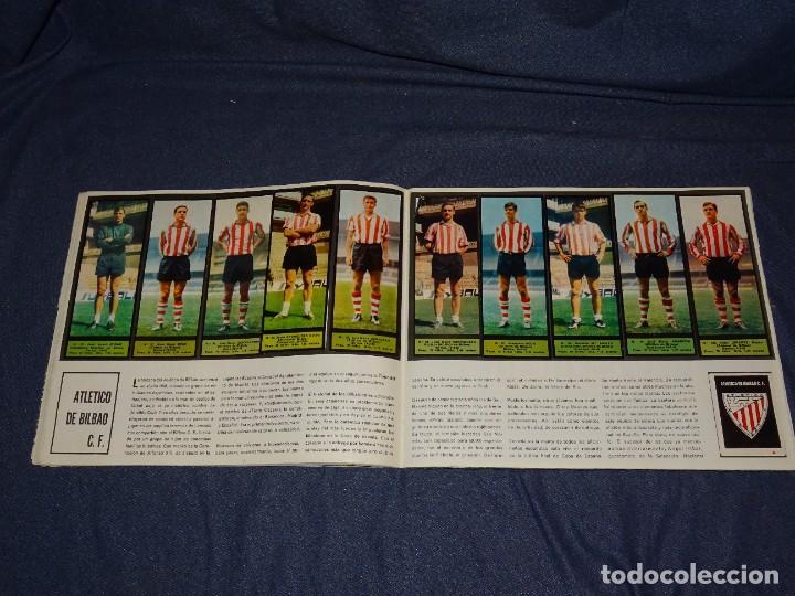 Coleccionismo deportivo: ALBUM FUTBOLITICO 1967 / 1968 EL ALCAZAR, MADRID - FALTAN 14 CROMOS, SEÑALES DE USO NORMALES - Foto 16 - 274207553