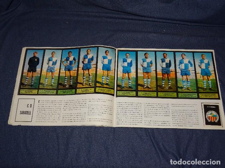 Coleccionismo deportivo: ALBUM FUTBOLITICO 1967 / 1968 EL ALCAZAR, MADRID - FALTAN 14 CROMOS, SEÑALES DE USO NORMALES - Foto 18 - 274207553