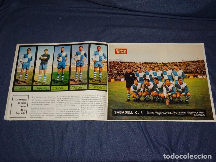 Coleccionismo deportivo: ALBUM FUTBOLITICO 1967 / 1968 EL ALCAZAR, MADRID - FALTAN 14 CROMOS, SEÑALES DE USO NORMALES - Foto 19 - 274207553