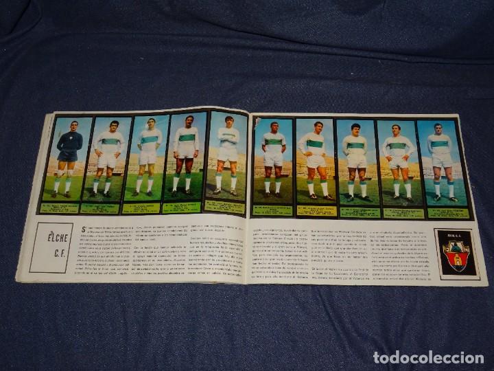 Coleccionismo deportivo: ALBUM FUTBOLITICO 1967 / 1968 EL ALCAZAR, MADRID - FALTAN 14 CROMOS, SEÑALES DE USO NORMALES - Foto 20 - 274207553