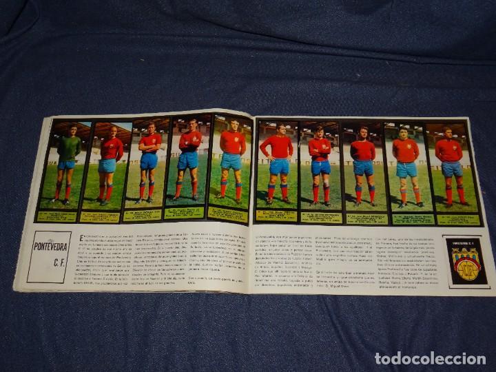 Coleccionismo deportivo: ALBUM FUTBOLITICO 1967 / 1968 EL ALCAZAR, MADRID - FALTAN 14 CROMOS, SEÑALES DE USO NORMALES - Foto 22 - 274207553