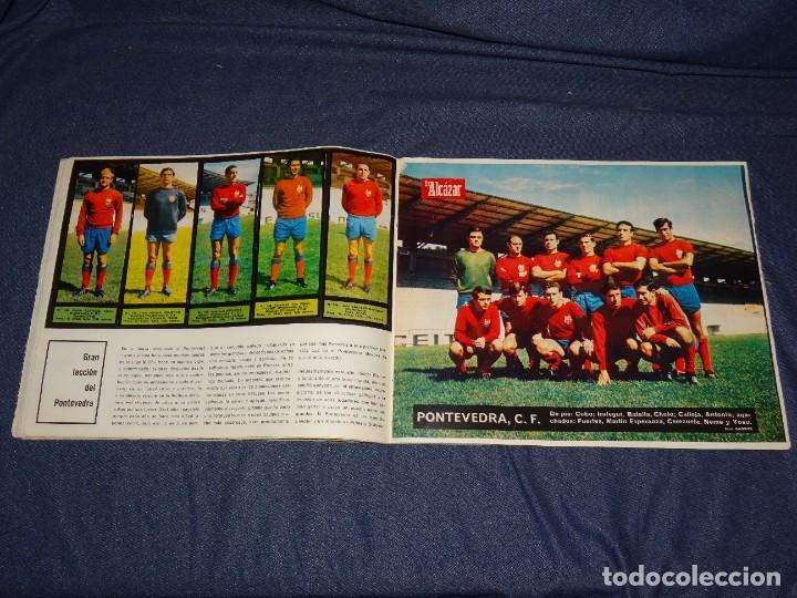 Coleccionismo deportivo: ALBUM FUTBOLITICO 1967 / 1968 EL ALCAZAR, MADRID - FALTAN 14 CROMOS, SEÑALES DE USO NORMALES - Foto 23 - 274207553