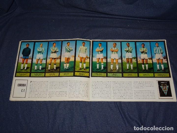 Coleccionismo deportivo: ALBUM FUTBOLITICO 1967 / 1968 EL ALCAZAR, MADRID - FALTAN 14 CROMOS, SEÑALES DE USO NORMALES - Foto 26 - 274207553