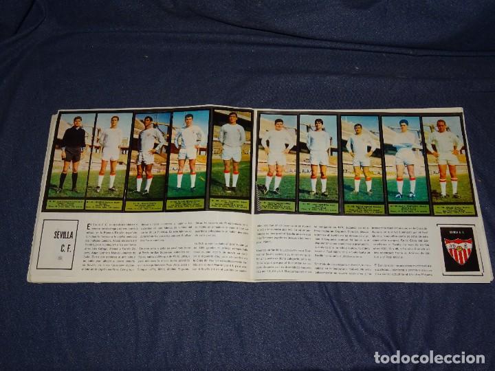 Coleccionismo deportivo: ALBUM FUTBOLITICO 1967 / 1968 EL ALCAZAR, MADRID - FALTAN 14 CROMOS, SEÑALES DE USO NORMALES - Foto 28 - 274207553