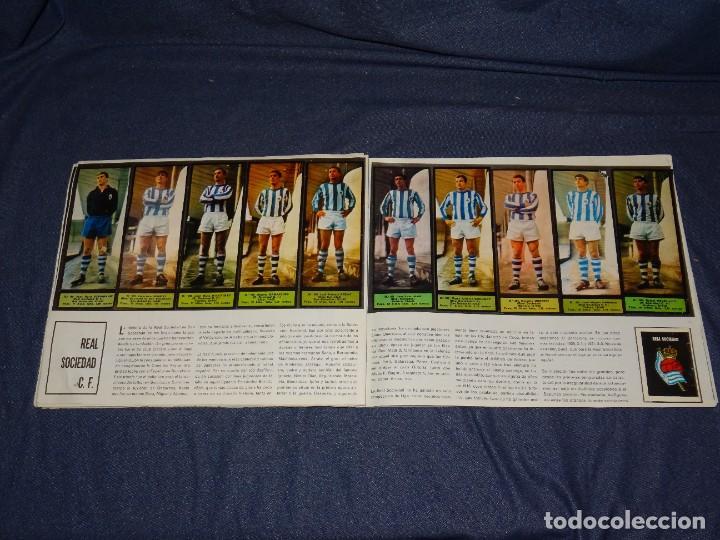 Coleccionismo deportivo: ALBUM FUTBOLITICO 1967 / 1968 EL ALCAZAR, MADRID - FALTAN 14 CROMOS, SEÑALES DE USO NORMALES - Foto 30 - 274207553