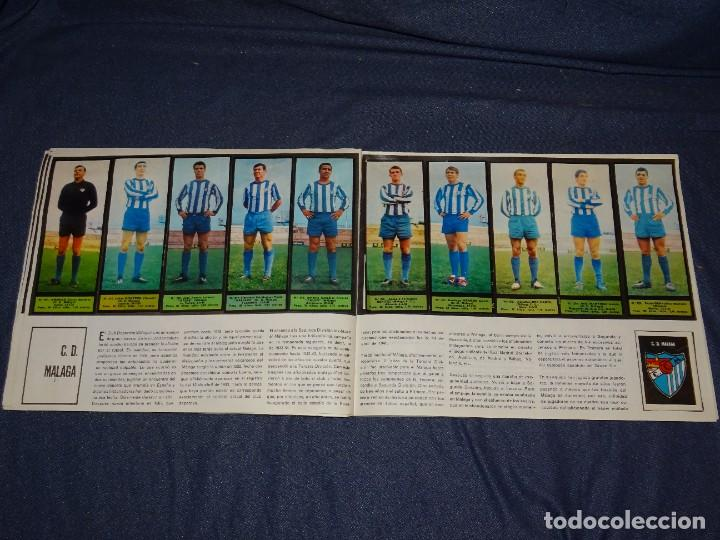 Coleccionismo deportivo: ALBUM FUTBOLITICO 1967 / 1968 EL ALCAZAR, MADRID - FALTAN 14 CROMOS, SEÑALES DE USO NORMALES - Foto 32 - 274207553