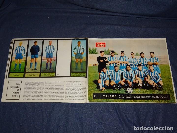 Coleccionismo deportivo: ALBUM FUTBOLITICO 1967 / 1968 EL ALCAZAR, MADRID - FALTAN 14 CROMOS, SEÑALES DE USO NORMALES - Foto 33 - 274207553