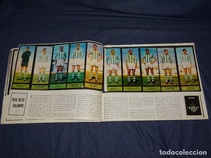 Coleccionismo deportivo: ALBUM FUTBOLITICO 1967 / 1968 EL ALCAZAR, MADRID - FALTAN 14 CROMOS, SEÑALES DE USO NORMALES - Foto 34 - 274207553