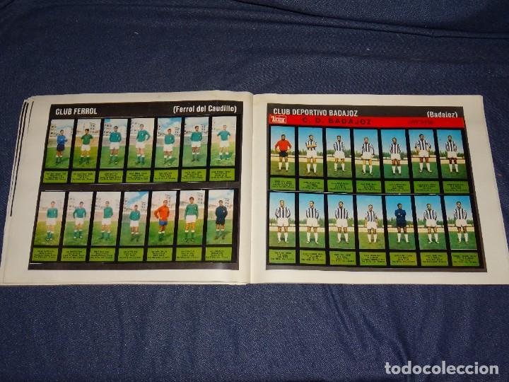 Coleccionismo deportivo: ALBUM FUTBOLITICO 1967 / 1968 EL ALCAZAR, MADRID - FALTAN 14 CROMOS, SEÑALES DE USO NORMALES - Foto 36 - 274207553