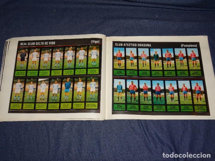 Coleccionismo deportivo: ALBUM FUTBOLITICO 1967 / 1968 EL ALCAZAR, MADRID - FALTAN 14 CROMOS, SEÑALES DE USO NORMALES - Foto 37 - 274207553