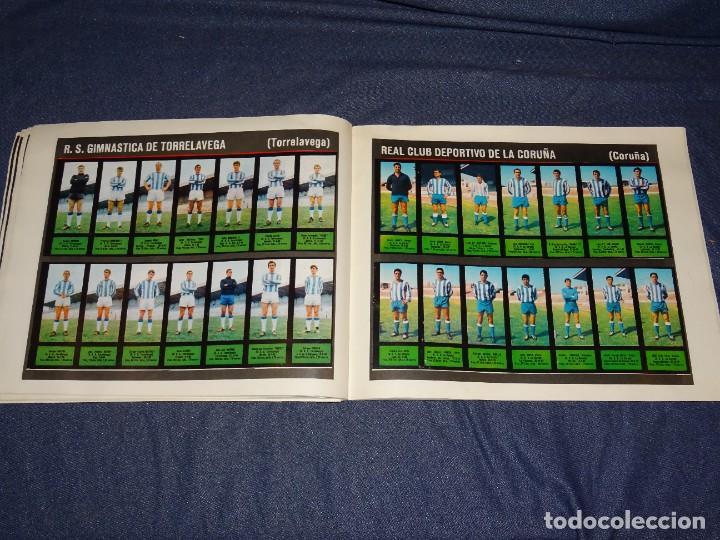 Coleccionismo deportivo: ALBUM FUTBOLITICO 1967 / 1968 EL ALCAZAR, MADRID - FALTAN 14 CROMOS, SEÑALES DE USO NORMALES - Foto 40 - 274207553