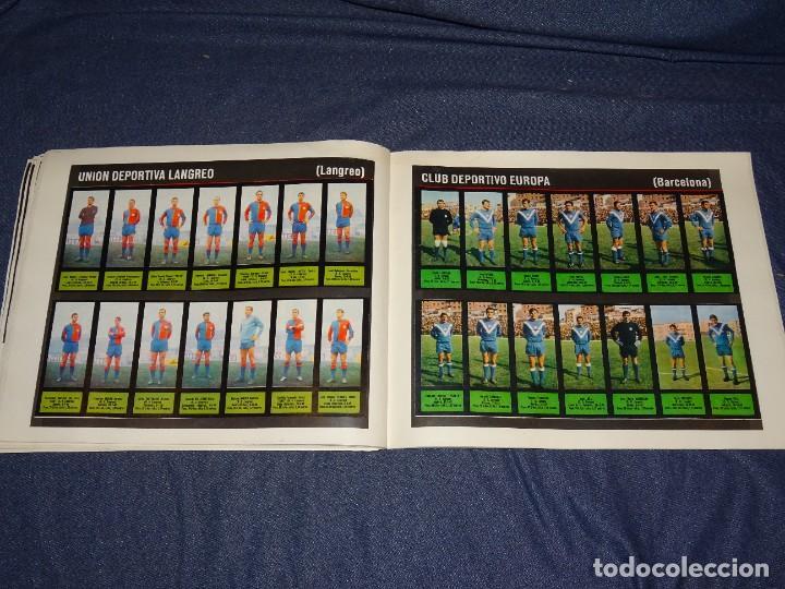 Coleccionismo deportivo: ALBUM FUTBOLITICO 1967 / 1968 EL ALCAZAR, MADRID - FALTAN 14 CROMOS, SEÑALES DE USO NORMALES - Foto 43 - 274207553