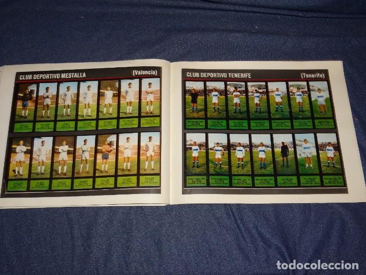 Coleccionismo deportivo: ALBUM FUTBOLITICO 1967 / 1968 EL ALCAZAR, MADRID - FALTAN 14 CROMOS, SEÑALES DE USO NORMALES - Foto 44 - 274207553