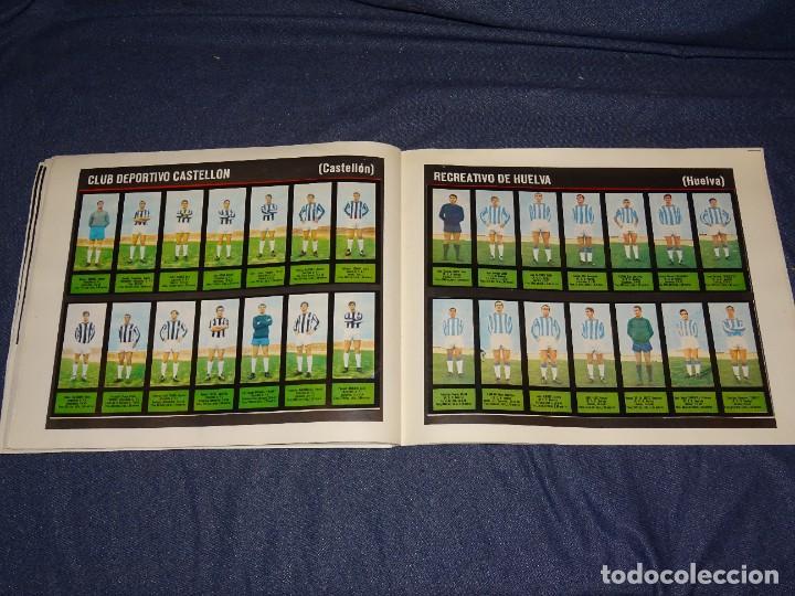 Coleccionismo deportivo: ALBUM FUTBOLITICO 1967 / 1968 EL ALCAZAR, MADRID - FALTAN 14 CROMOS, SEÑALES DE USO NORMALES - Foto 45 - 274207553