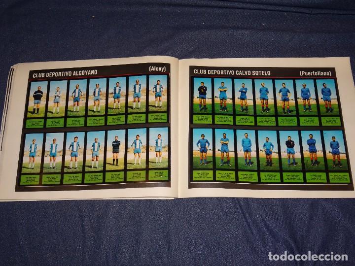 Coleccionismo deportivo: ALBUM FUTBOLITICO 1967 / 1968 EL ALCAZAR, MADRID - FALTAN 14 CROMOS, SEÑALES DE USO NORMALES - Foto 47 - 274207553