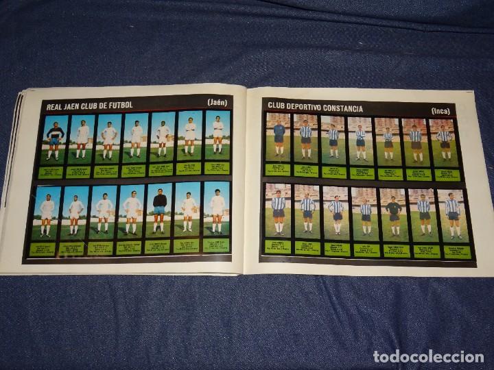 Coleccionismo deportivo: ALBUM FUTBOLITICO 1967 / 1968 EL ALCAZAR, MADRID - FALTAN 14 CROMOS, SEÑALES DE USO NORMALES - Foto 50 - 274207553