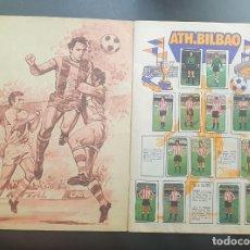 Coleccionismo deportivo: ALBUM OBSEQUIO DE CROMOS FÙTBOL LIGA 1977/78 PRIMERA DIVISION. Lote 276725603