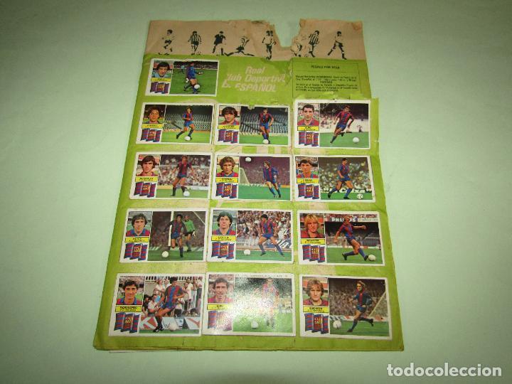 Coleccionismo deportivo: Antiguo Álbum de Futbol LIGA 1982 - 1983 de Ediciones ESTE con Fichaje Maradona - Foto 2 - 277043373